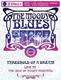The Moody Blues - Threshold Of A Dream - Live At The Isle Of Wight Festival 1970 (Dvd+Cd)