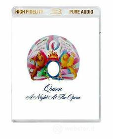 Queen - A Night At The Opera (Blu-Ray Audio) (Blu-ray)