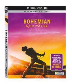 Bohemian Rhapsody (Blu-Ray 4K Ultra HD+Blu-Ray) (2 Blu-ray)