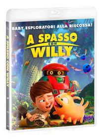 A Spasso Con Willy (Blu-ray)