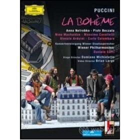Giacomo Puccini. La Bohème (Blu-ray)