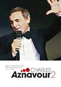Charles Aznavour - Anthologie Volume 2 1973-1999 (3 Dvd)