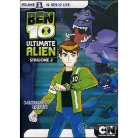 Ben 10. Ultimate Alien. Stagione 2. Vol. 3