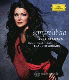 Anna Netrebko - Sempre Libera (Blu-Ray Audio) (Blu-ray)