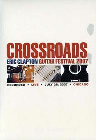 Eric Clapton. Crossroads Guitar Festival 2007 (2 Dvd)