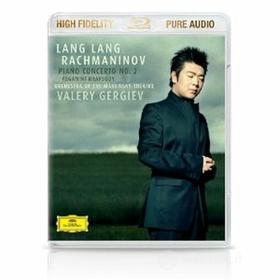 Sergej Rachmaninov - Conc. Pf N. 2 - Lang Lang/gergiev (Blu-Ray Audio) (Blu-ray)