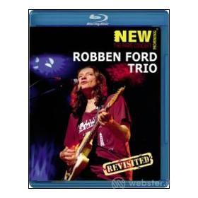 Robben Ford. The Paris Concert Revisited (Blu-ray)