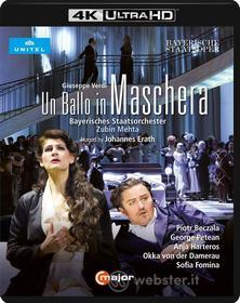 Giuseppe Verdi - Un Ballo In Maschera (HD) (Blu-ray)