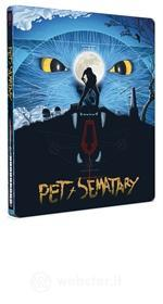 Pet Sematary - Cimitero Vivente (4K Ultra Hd+Blu-Ray) (Steelbook) (Blu-ray)