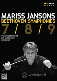 Mariss Jansons. Beethoven. Symphonies 7/8/9