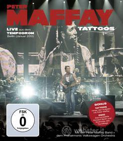 Peter Maffay - Tattoos (Blu-ray)