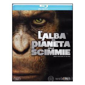L' alba del pianeta delle scimmie (Blu-ray)