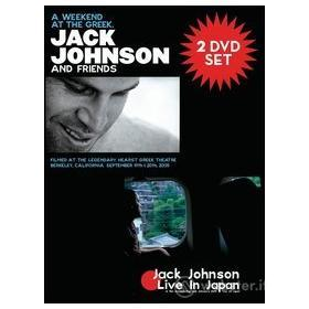Jack Johnson. A Weekend at the Greek (2 Dvd)