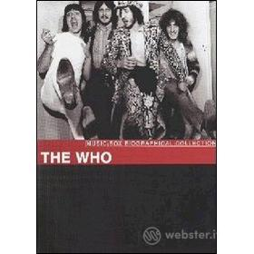 The Who. Biographical Collection