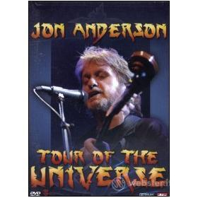Jon Anderson. Tour Of The Universe