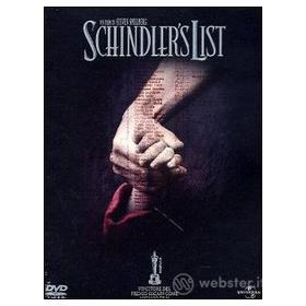 Schindler's List (Edizione Speciale con Confezione Speciale 2 dvd)