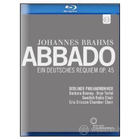 Brahms Johannes . Ein Deutsches Requiem (Blu-ray)
