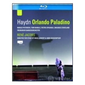 Franz Joseph Haydn. Orlando paladino (Blu-ray)