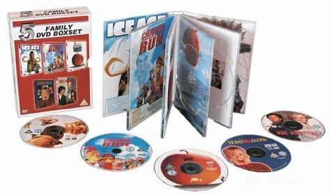 Ice Age / Chicken Run / Home Alone / Mrs Doubtfire / James And The Giant Peach