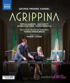 Georg Friedrich Handel - Agrippina (Blu-ray)