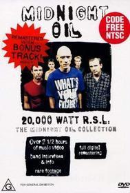 Midnight Oil - 20,000 Watt R.S.L: The Midnight Oil Collection