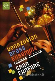 Venezuelan Brass Ensemble. Gran Fanfare
