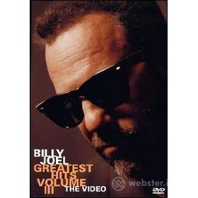 Billy Joel. Gratest Hits. Volume III. The Video