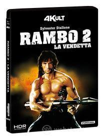 Rambo 2 - La Vendetta (Blu-Ray 4K+Blu-Ray) (2 Blu-ray)