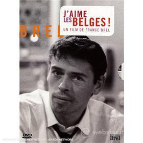 Jacques Brel - J'Aime Les Belges