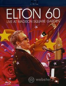 Elton John - Elton 60: Live At Madison Square Garden (Blu-ray)