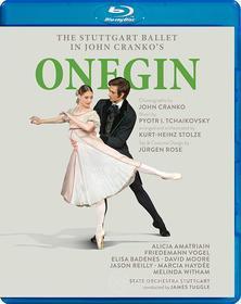Pyotr Ilyich Tchaikovsky - John Cranko's Onegin (Blu-ray)