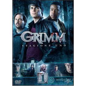 Grimm. Stagione 1 (6 Dvd)