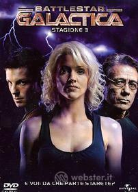 Battlestar Galactica. Stagione 3 (6 Dvd)