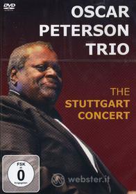 Oscar Peterson. The Stuttgart Concert