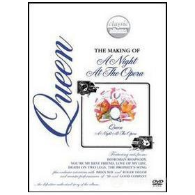Queen. A Night At The Opera. The Making Of. Classic Album (2 Dvd)