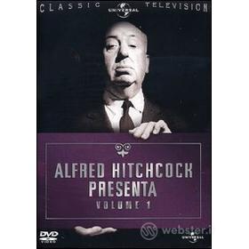 Alfred Hitchcock Presenta. Stagione 1 (8 Dvd)