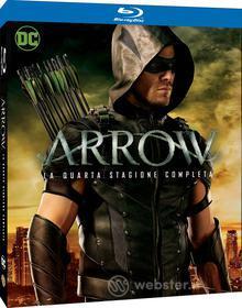 Arrow - Stagione 04 (4 Blu-Ray) (Blu-ray)