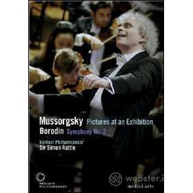 Mussorgsky. Quadri ad un'Esposizione - Borodin. Sinfonia n. 2
