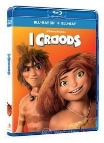 I Croods (Blu-Ray 3D+Blu-Ray) (2 Blu-ray)