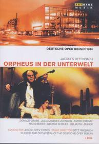 Jacques Offenbach. Orpheus in der unterwelt. Orfeo all'inferno (2 Dvd)
