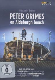 Benjamin Britten. Peter Grimes on Aldeburgh Beach