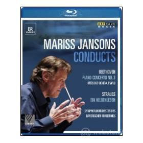 Mariss Jansons conducts Beethoven & Strauss (Blu-ray)