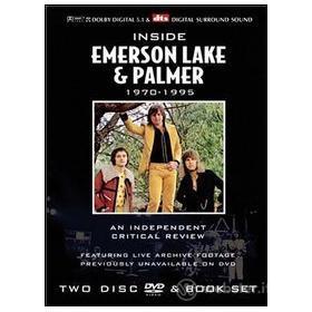 Emerson, Lake & Palmer. Inside. 1970 - 1995 (2 Dvd)