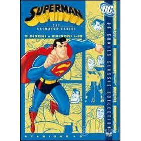 Superman. The Animated Series. Stagione 2 (3 Dvd)
