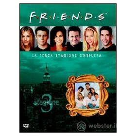 Friends. Stagione 3 (4 Dvd)