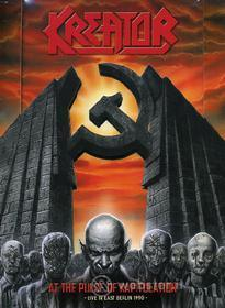 Kreator. At The Pulse Of Kapitulation. Live In East Berlin 1990(Confezione Speciale)