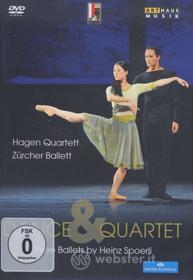 Dance & Quartet. Three Ballets by Heinz Spoerli