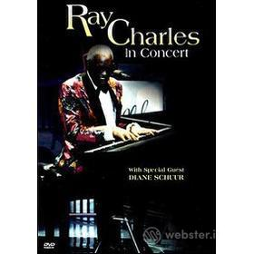 Ray Charles. In Concert