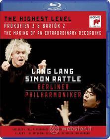 The Highest Level: Prokofiev 3 & Bartok 2 (Blu-ray)