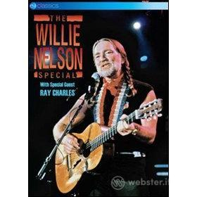Willie Nelson. Special feat. Ray Charles